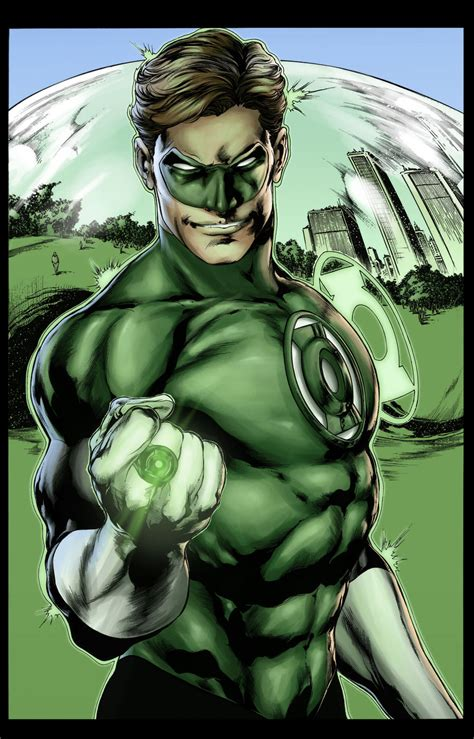 hal jordan and the poll which green lantern would you most like to see in warner bros justice league