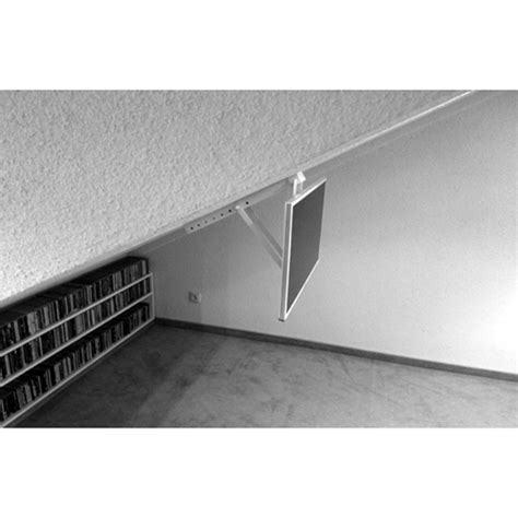 supporto tv da soffitto supporto tv a soffitto sigden sm04w bianco supportotv it