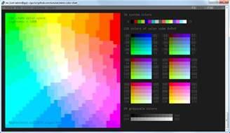 xterm colors github kutuluk xterm color chart xterm 256 color chart