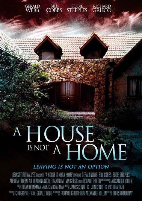 this house is not a home a house is not a home haunts burbank film festival