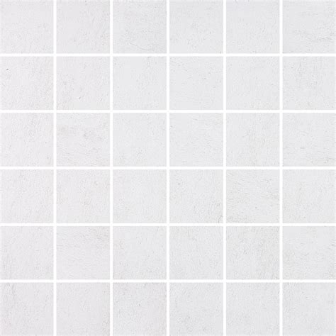 White Ceramic Floor Tile Anatolia Tile Inc Cinq Ceramic Tile