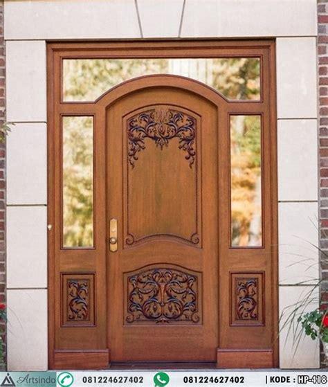 Jual Kotak Musik Kayu Klasik desain pintu kupu tarung panel klasik minimalis hp346