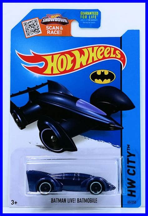 Wheels Batman Mobile Live Bnib batmobile batman live model cars hobbydb