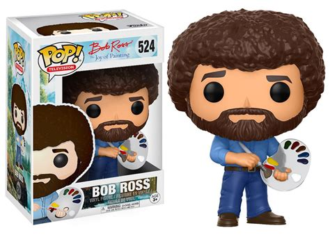 deadpool bob ross funko bob ross gets his own funko pop figure technabob