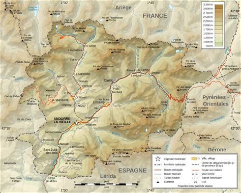 andorra on a map map of andorra joao leitao travel