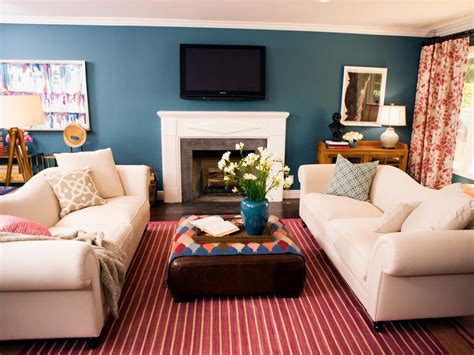 red rugs for living room photos hgtv