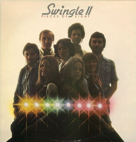 Swing Le by Swingle Ii Pieces Of Eight Uk Vinyl Lp Album Lp Record