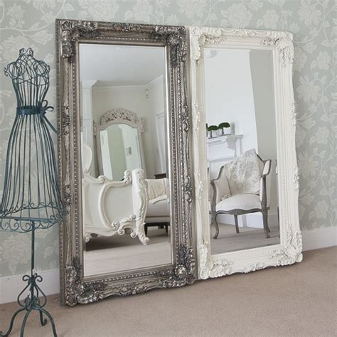 shabby chic mirrors ideas