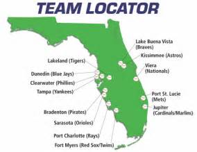 xm mlb chat florida grapefruit league map