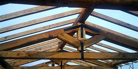 con tetto in legno tetti in legno morucci legno