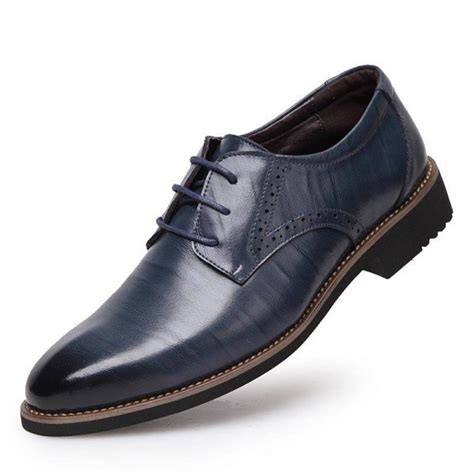 quality oxford shoes genuine leather dress shoes high quality oxford lace up