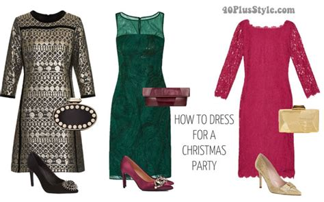 how to dress for a christmas party