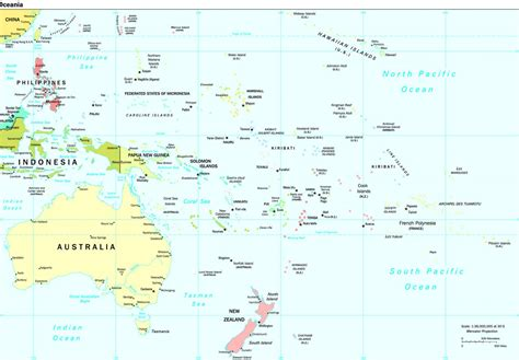 south pacific map maps of pacific bed mattress sale