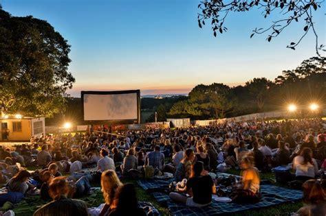 Moonlight Cinema Melbourne Botanical Gardens Moonlight Cinema Summer Season 2014 2015 By Julian Groneberg