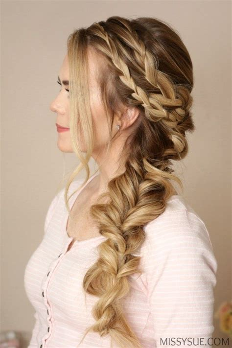 Wedding Hair Side Braid by Wedding Hair Side Braid Www Pixshark Images