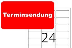 Etiketten Drucken Vorlage Herma by Herma Etikett 4645 Terminsendung Vorlagen Und Muster Zum