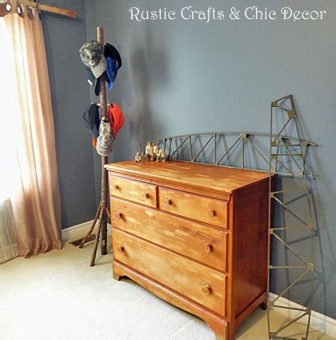 boys industrial bedroom an industrial bedroom makeover rustic crafts chic
