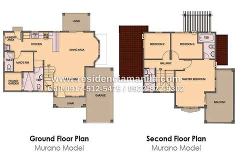 house floor plan philippines ponticelli murano crown asia house for sale daang