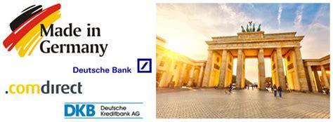 besten banken deutschlands banken konten die besten in deutschland und im ausland