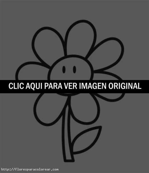 imagenes de flores faciles para colorear im 225 genes de flores f 225 ciles de dibujar flores para colorear