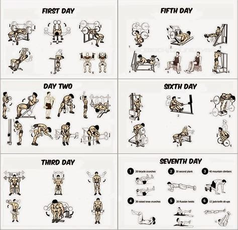 best workout routine for what is the best workout routine for building