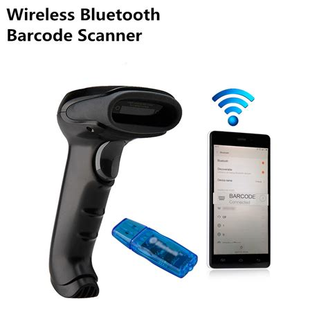 Ringfiger Barcode Scanner Bluetooth Reader For Android Ios Windows wireless bluetooth usb laser barcode scanner scan barcode