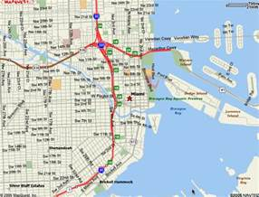Map Miami by Miami Map Free Printable Maps