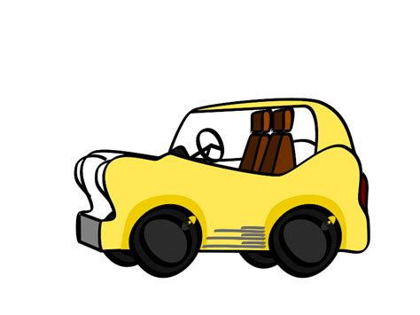 cartoon sports car side sports car clipart side view clipart panda free