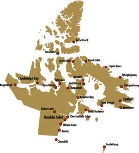 map of canada nunavut grise fiord nunavut drone shows in canada s
