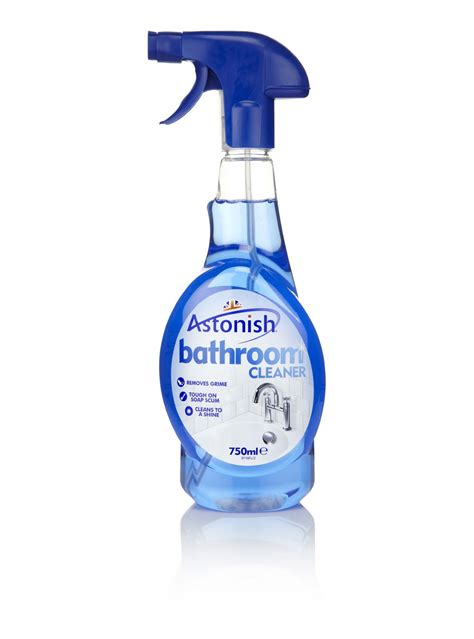 Bathroom Shower Cleaner Astonish Bathroom Cleaner