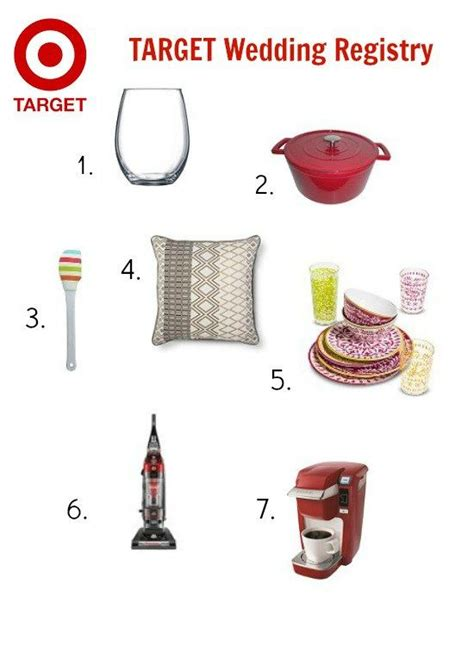Wedding Registry Target by Target Wedding Registry List Check Out These Must