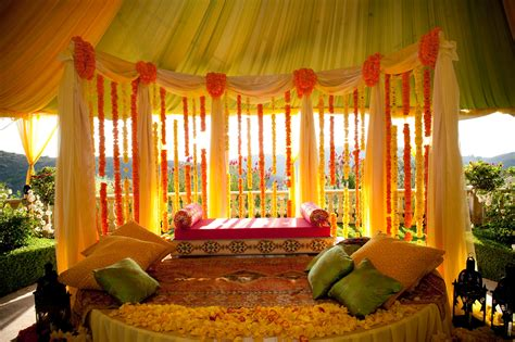 Wedding Home Decorations by Indian Wedding Decorations Mona Bagla