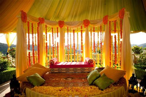 Indian wedding decorations   Mona Bagla