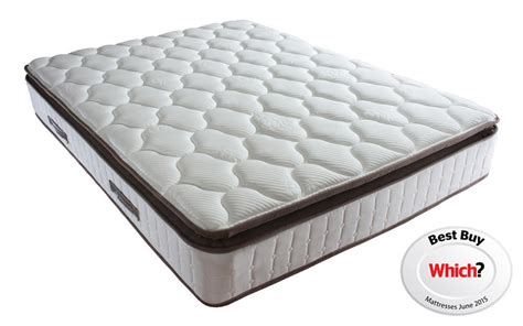 Sealey Mattress by Sealy Nostromo Posturepedic Pocket 1400 Mattress