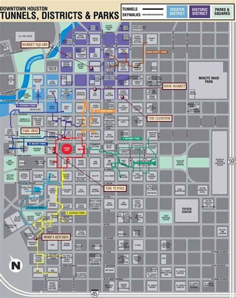 houston tunnel map entrances 1000 ideas about houston on houston best