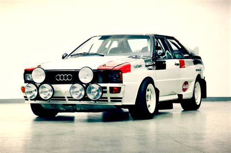 Audi Rally Car For Sale by Rally Car For Sale 1982 Audi Quattro A1 Retro Race Cars