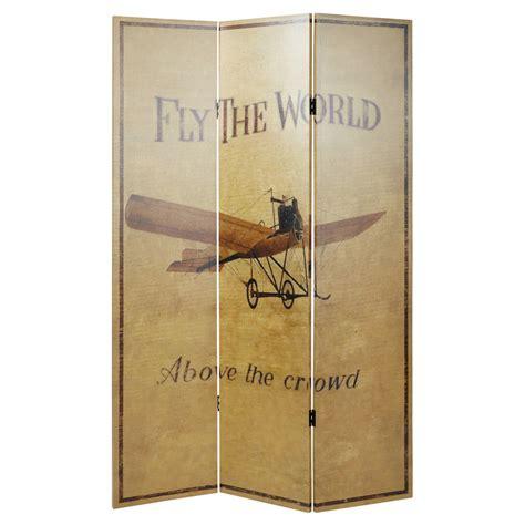 paravent enfant aviateur maisons du monde
