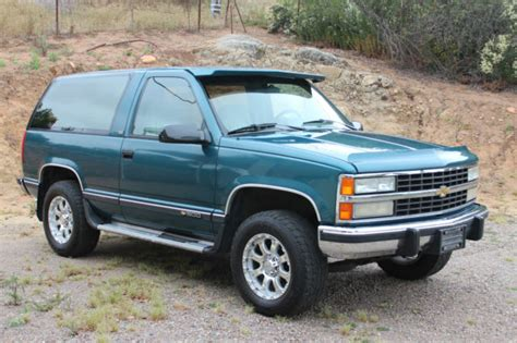 manual cars for sale 1992 chevrolet s10 blazer interior lighting 1992 chevy k5 silverado blazer 4x4 4wd for sale chevrolet blazer 1992 for sale in ramona