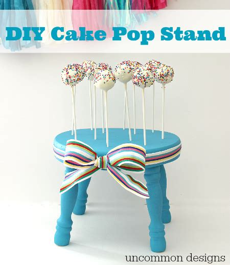 cake pop holder diy create adorable 4th of july cake pops uncommon designs