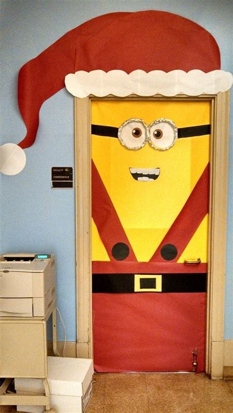 Santa Door Decoration by 25 Unique Door Decorations Ideas On