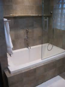 Bath And Shower Combined Tub Shower Combo Jacuzzi Tub And Jacuzzi On Pinterest