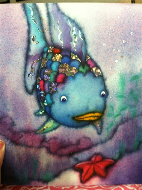 rainbow fish tattoo rainbow fish book