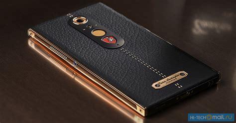lamborghini alpha one is a smartphone priced like a car