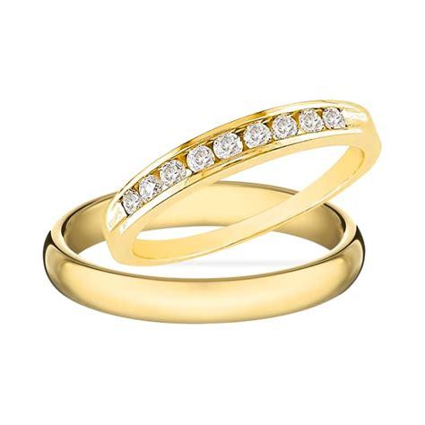Diamant Trauring by Klenota Ehering Mit Diamanten Trauringe Diamanten