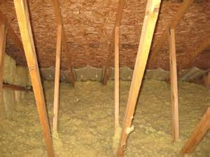 vent chutes or soffit baffles install