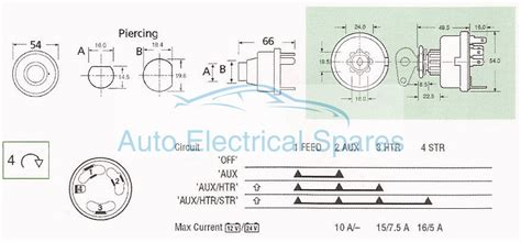 wiring diagram for lucas ignition switch somurich