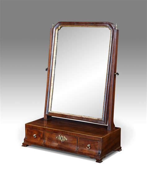 georgian dressing table mirror swing mirror toilet