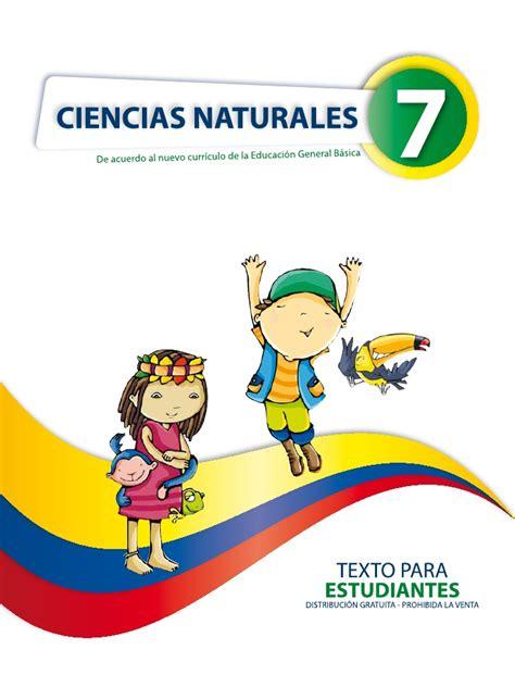 libro de decimo de ciencias naturas naturales 7 1