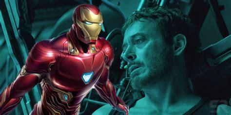 avengers endgame iron mans survival confirmed screen