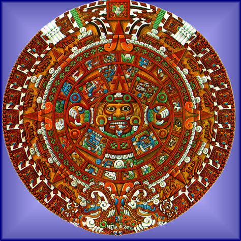 Calendario Azteca Pdf Introduction To The Aztec Calendar